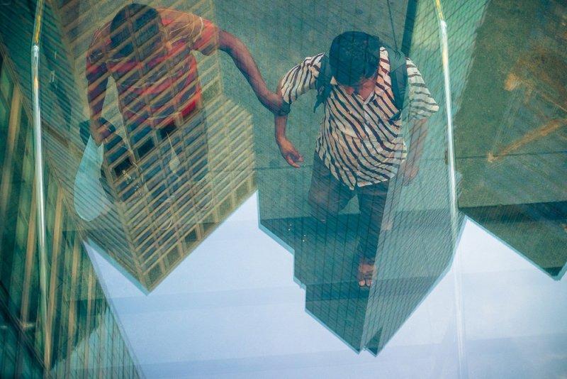 «Совпадения» – уличный фотопроект Джонатана Хигби - №28