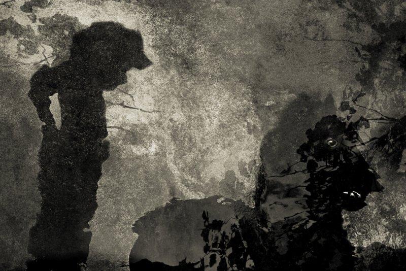 «Блуждающие сны». Фотограф Анджела Бэкон-Кидвелл - №6
