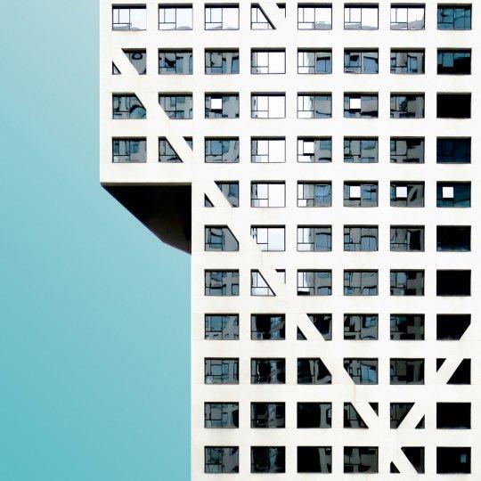 Архитектурные фотографии Криса Провоста - №4
