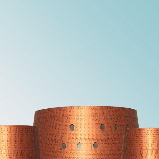 Архитектурные фотографии Криса Провоста - №12