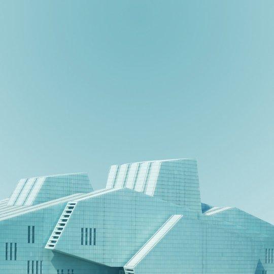 Архитектурные фотографии Криса Провоста - №16