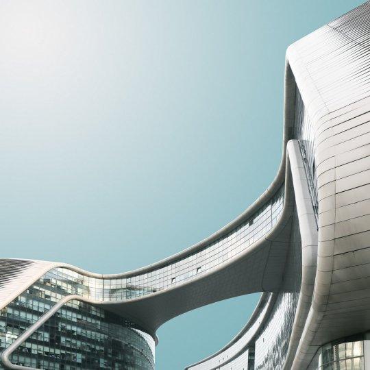Архитектурные фотографии Криса Провоста - №17