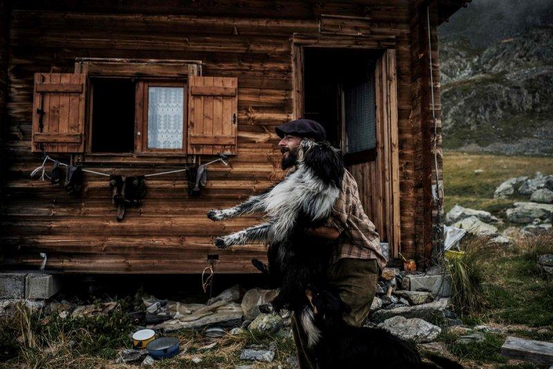 """Фоторепортаж """"Жизнь пастуха"""" - №16"""