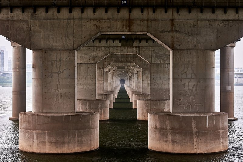 Мануэль Альварес Диестро «Сеульские мосты» - №5