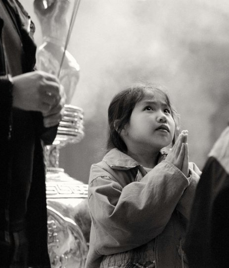 Знаменитый китайский фотограф Фан Хо - №26