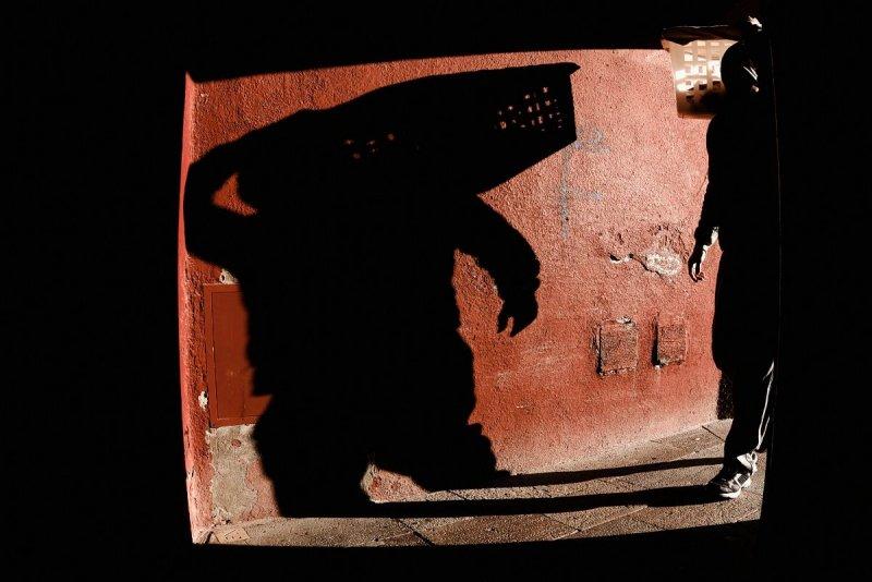 Яркие тени острова Бурано - №14
