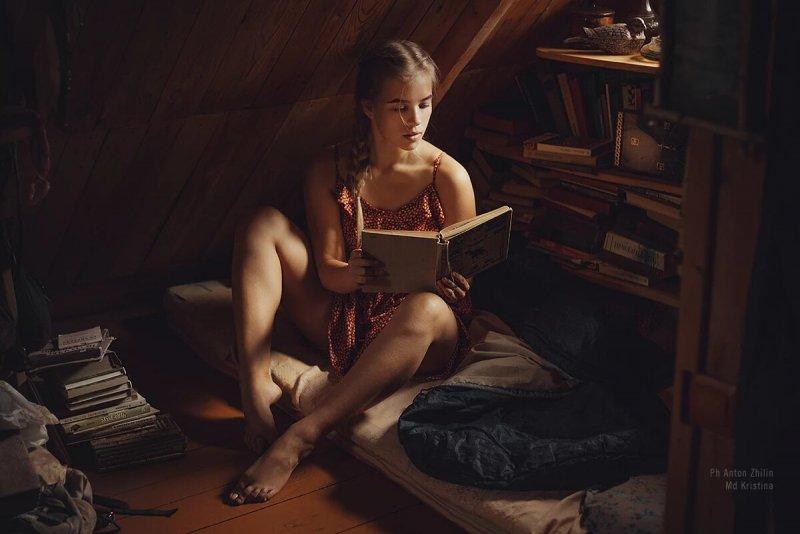 Художественные образы в фотоработах Антона Жилина - №10