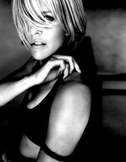 Красота знаменитых киноактрис в фотографиях Марио Тестино - №14