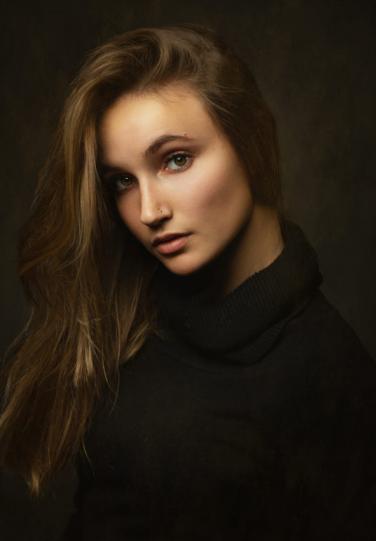 Женская красота в работах Захара Райза - №14
