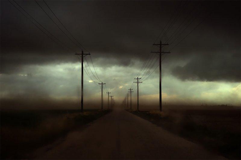 Фотографии из эпицентра стихий - №25