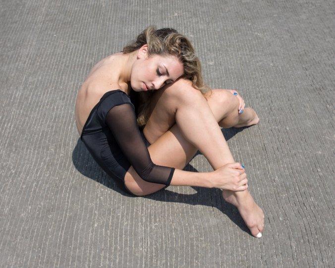 Балерины на улицах - №9