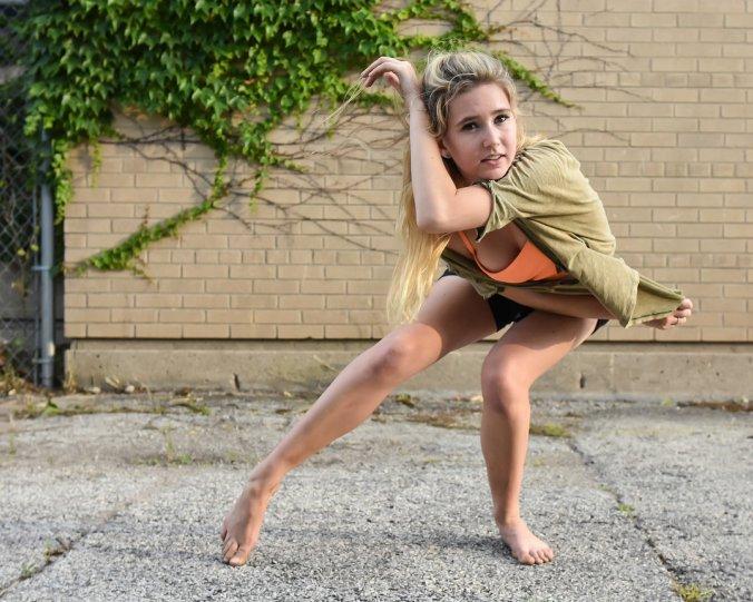 Балерины на улицах - №15