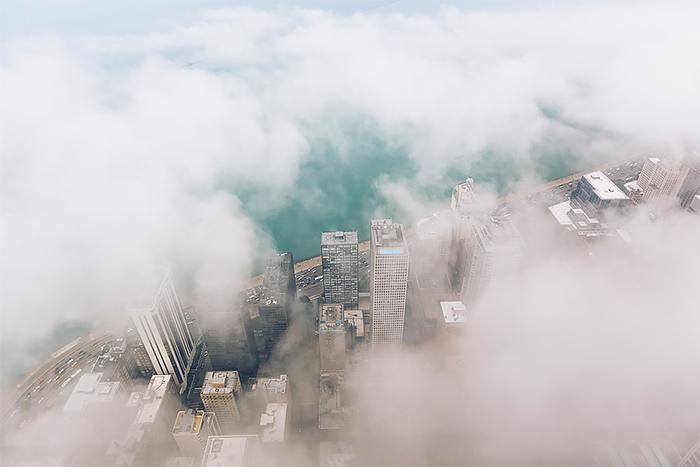 Туманные мегаполисы - №9