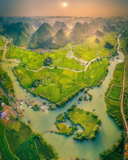 Вьетнам с высоты - №13