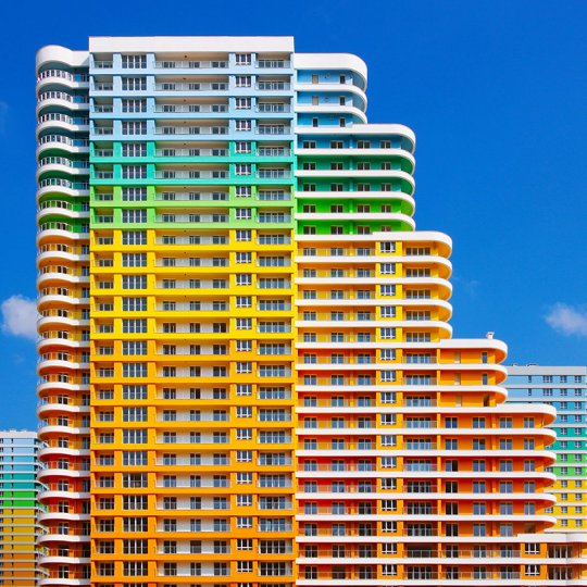 Колоритная архитектура - №11