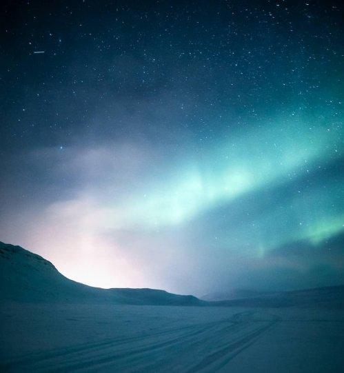 Красота северного сияния - №11