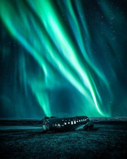 Красота северного сияния - №20