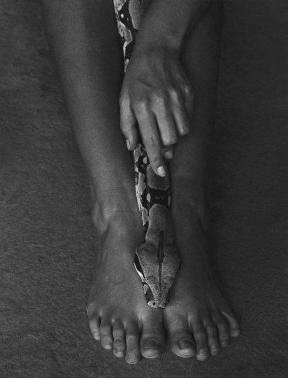 Мир чёрно-белой фотографии - №21