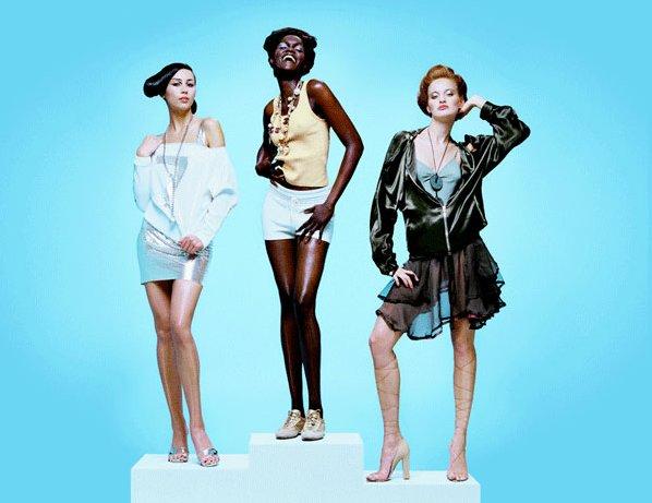 Olympic Fashion - №7