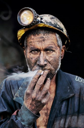 Шахтёр, Пули-Хумри, Афганистан, 2002