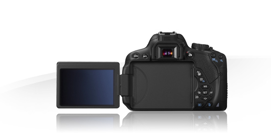 О фото технике: тест-обзор камеры Canon 650D - №3