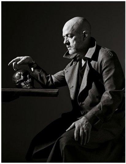 Марио Сорренти. Нестандартные модные фото, съемка селебрити - №26