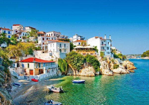Удивительные побережья в красивых фото - №14