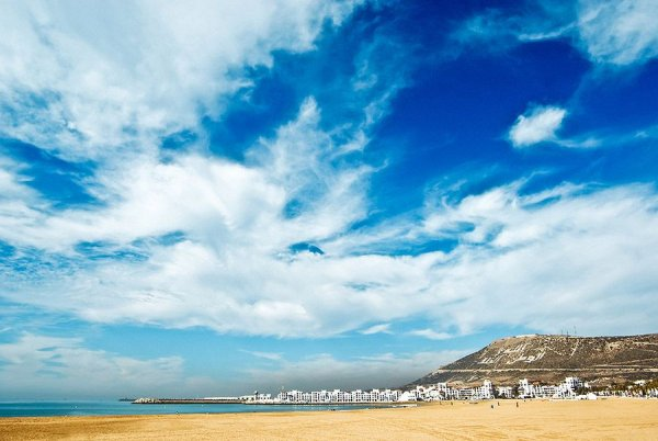 Удивительные побережья в красивых фото - №18