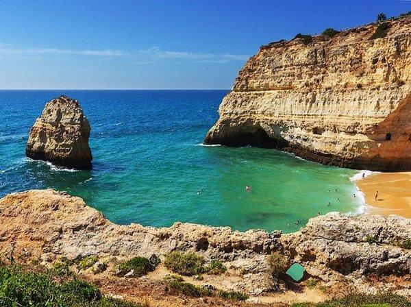 Удивительные побережья в красивых фото - №38