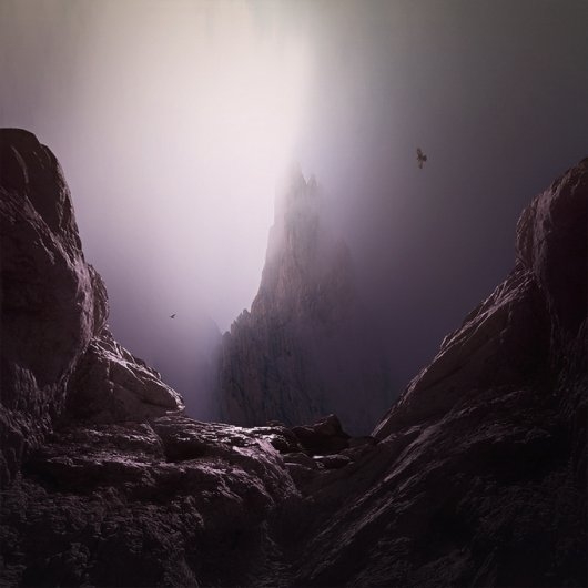 Атмосферные фото пейзажи от Томаша Зачщенюка - №1