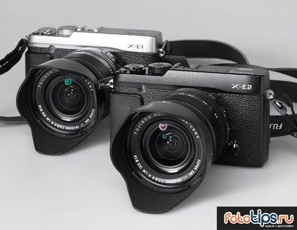 Новинки фото техники: тест-обзор Fujifilm X-E2 от Эдуарда Крафта - №2