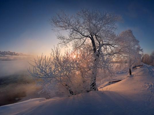 Необъятная Россия в фото пейзажах Даниила Коржонова - №31