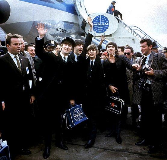 Новости в фотографиях - подборка в память о Джоне Ленноне - №1