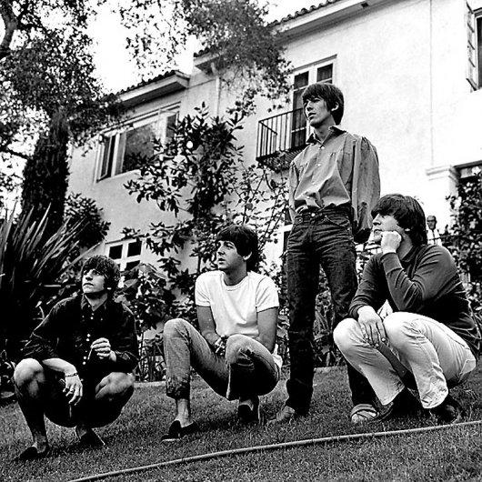 Новости в фотографиях - подборка в память о Джоне Ленноне - №5