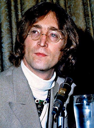 Новости в фотографиях - подборка в память о Джоне Ленноне - №9