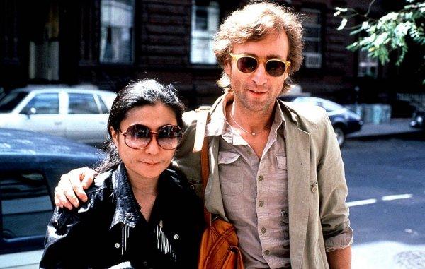 Новости в фотографиях - подборка в память о Джоне Ленноне - №17