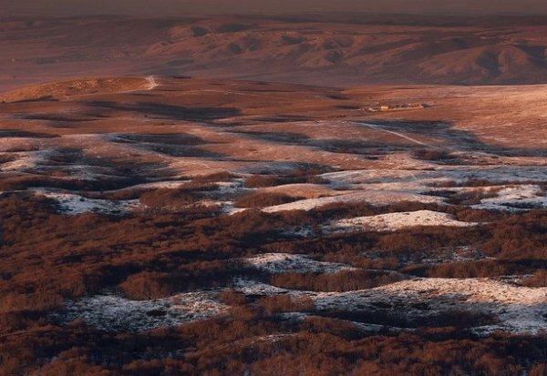 Зимние фото пейзажи из Крыма - №29