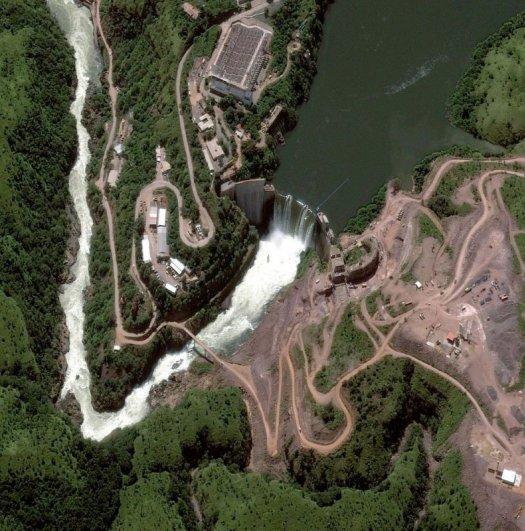 Новости в фотографиях - лучшие снимки со спутника 2013 - №20