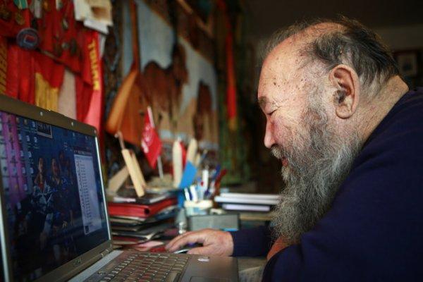 Журналист Чеконов освоил копьютер