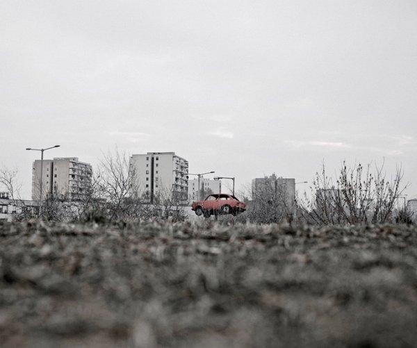 Граница между документальным и художественным фото. Tamas Dezso - №1