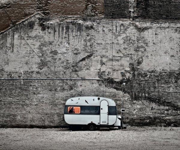 Граница между документальным и художественным фото. Tamas Dezso - №33