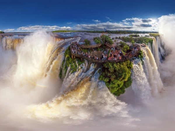 Удивительные и красивые фото кадры природы - №12
