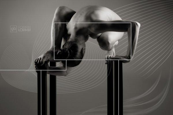 Геометрия тела в интересном фото проекте - №5