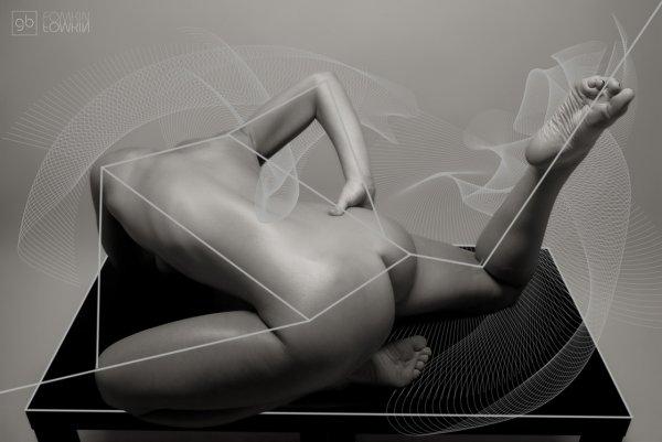 Геометрия тела в интересном фото проекте - №17