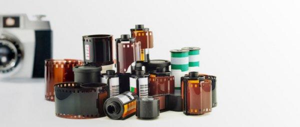 О фото технике: Основы работы с фотопленкой, ее виды - №1
