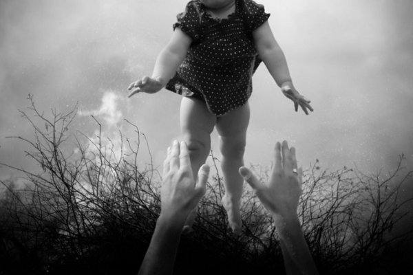 Анна Хартиг (Anna Hurtig). Необычная атмосфера в детских фото - №9