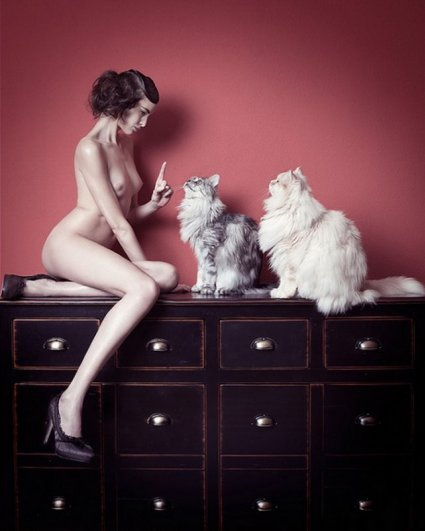 Marc & Louis - команда профессиональных фотографов в жанре фэшн - №17