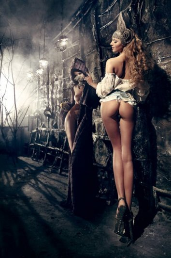 Необыкновенное творчество профессионального фотографа Сергея Романова - №13
