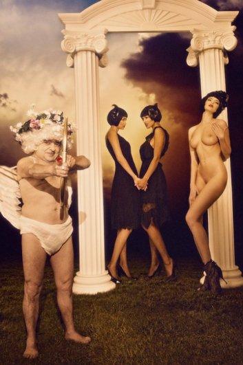 Необыкновенное творчество профессионального фотографа Сергея Романова - №17