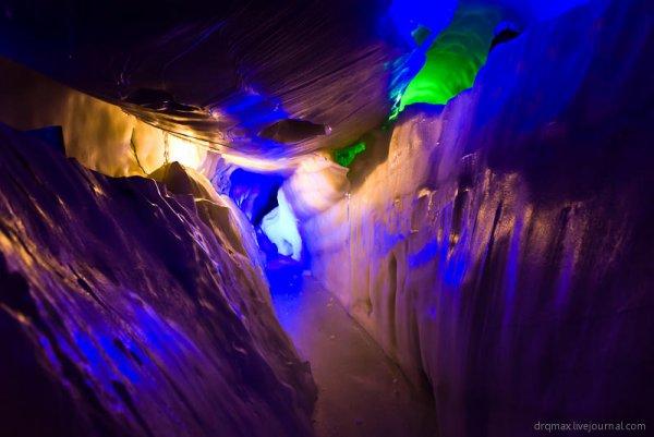 Яркие фото из глубин белоснежных ледников. Лучшие фото ледников мира! - №1
